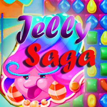 Coins Guide JELLY Saga poster