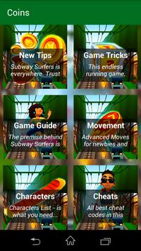 Coins for Subway Surfers poster