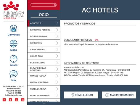 Convenios FIN apk screenshot