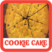 Cookie Cake Recipes Full icon