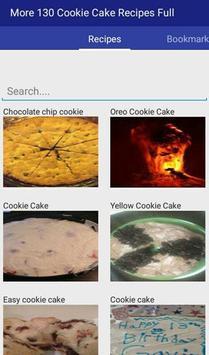 Cookie Cake Recipes Full apk screenshot