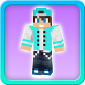 Cool boy skins for minecraft icon