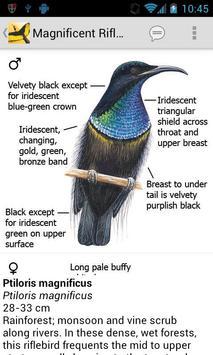 Morcombe's Birds of Aus (Lite) apk screenshot