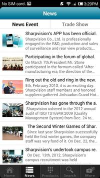 Sharpvision apk screenshot