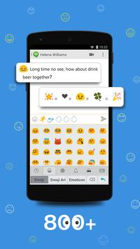 San Diego dictionary TouchPal apk screenshot
