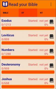 Read your Bible apk screenshot