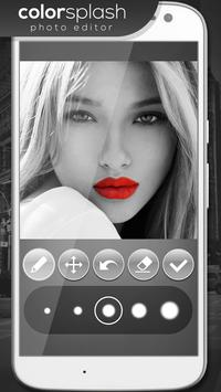 Color Splash Photo Editor apk screenshot