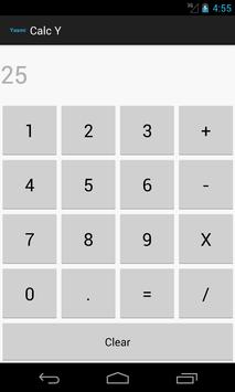 Simple Calculator apk screenshot