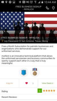 myKlick - Join the movement apk screenshot