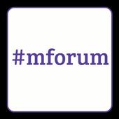 #mforum icon