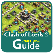 Guide for Clash of Lords 2 icon