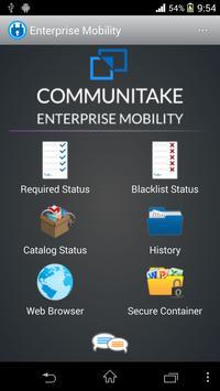 Enterprise Mobility apk screenshot