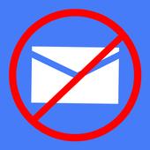 SMS blocker icon