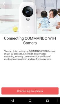 COMMANDO WiFi Camera apk screenshot