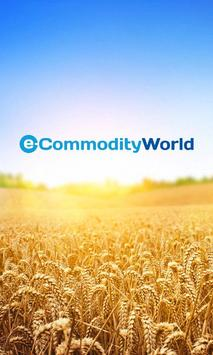 E-Commodity World poster