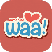 WAA 영상채팅(무료랜덤채팅,소개팅,화상대화,미팅,와) icon