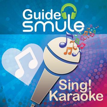 Sing Guide Karaoke Smule poster
