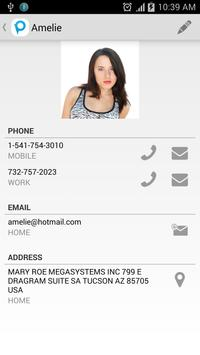 PiContacts (Contact Manager) apk screenshot