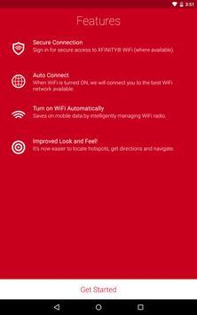 XFINITY WiFi apk screenshot