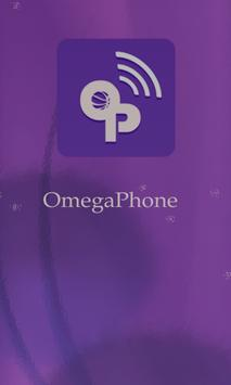 OmegaPhone poster
