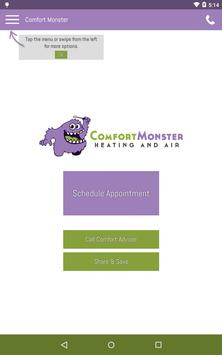 Comfort Monster apk screenshot