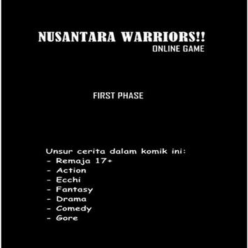 Nusantara Warriors! Chapter 01 apk screenshot