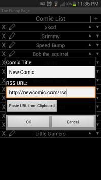 Funny Page - Web Comic Reader apk screenshot