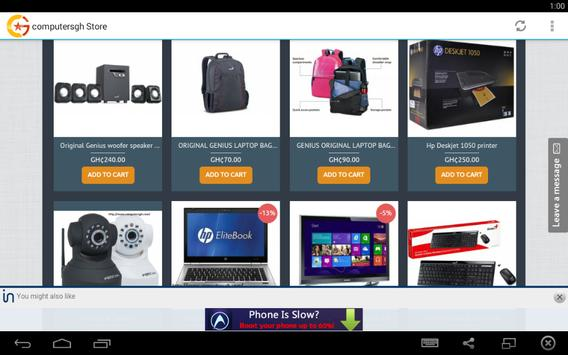 Computer Store apk screenshot