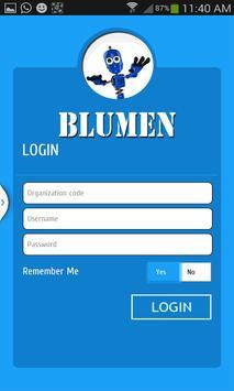 Blumen Online for Trio-BOT poster