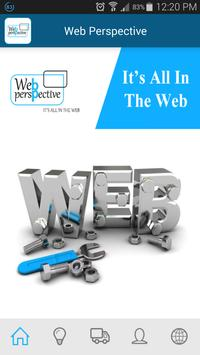 Web Perspective poster