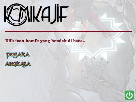 Komik Ajif apk screenshot