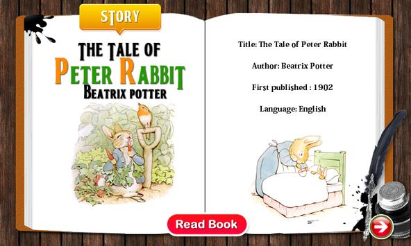 Tale of Peter Rabbit - FREE poster
