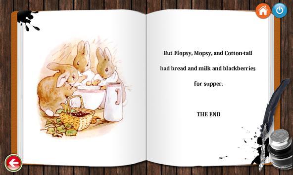 Tale of Peter Rabbit - FREE apk screenshot