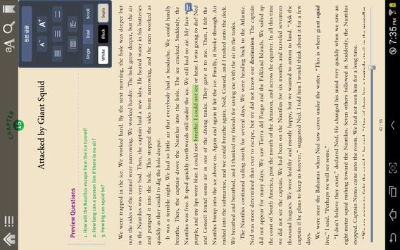 Booknaru ePub3 Reader apk screenshot