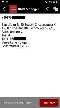 SMS Manager Free apk screenshot