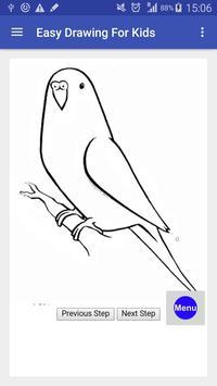 Easy Drawing For Kids apk screenshot