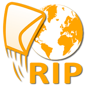 RIPText SMS RIP Text message icon
