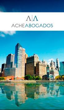 Ache Abogados poster