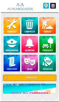 Ache Abogados apk screenshot
