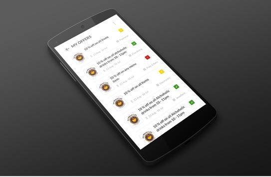 Zerch for merchants apk screenshot