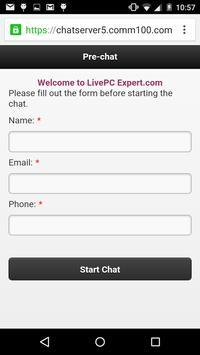 LivePCExpert apk screenshot