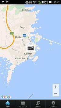 Fransförlängning Kalmar apk screenshot