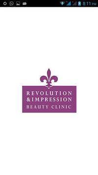 Revolution & Impression poster