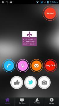 Revolution & Impression apk screenshot