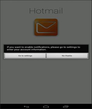 Connect for Hotmail apk screenshot