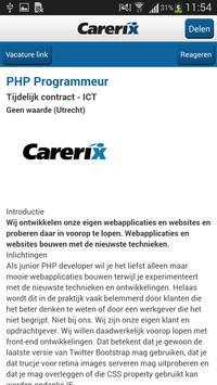 Carerix poster