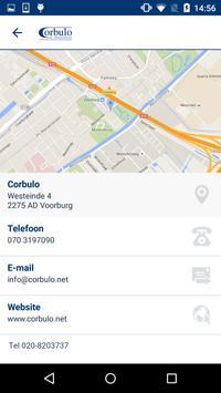 Corbulo apk screenshot