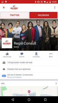 Regis Consult apk screenshot