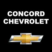 Concord Chevrolet DealerApp icon