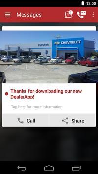 Concord Chevrolet DealerApp apk screenshot